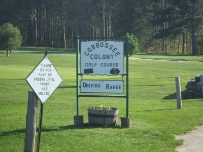Cobbossee Colony Golf Course Intro